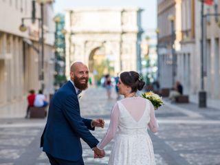 Le nozze di Mariana e Carmine