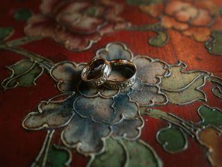 Le nozze di Tamara e Francesco 1