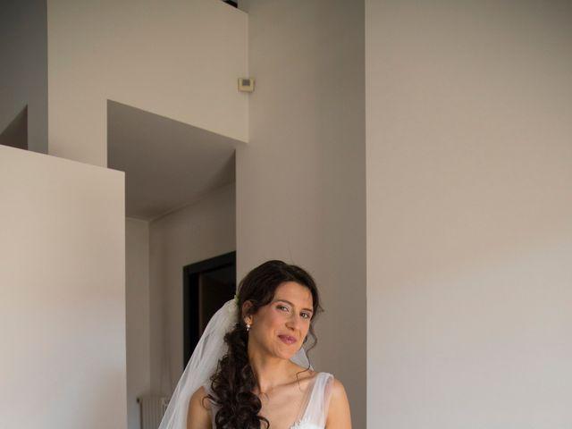 Il matrimonio di Matteo e Elena a Trino, Vercelli 12