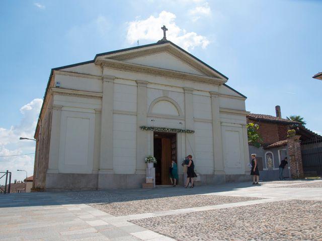 Il matrimonio di Matteo e Elena a Trino, Vercelli 21
