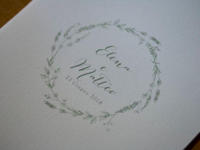 Il matrimonio di Matteo e Elena a Trino, Vercelli 25