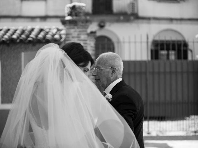 Il matrimonio di Matteo e Elena a Trino, Vercelli 30