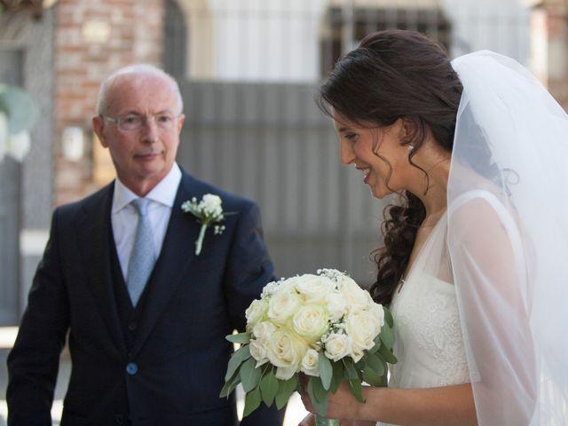 Il matrimonio di Matteo e Elena a Trino, Vercelli 31