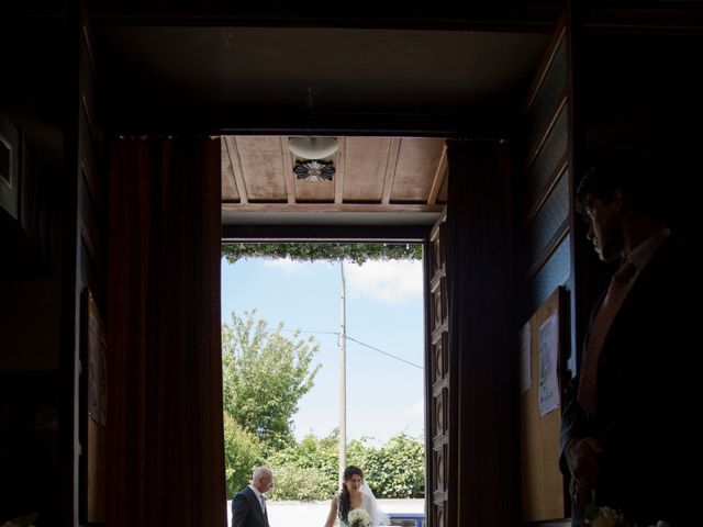 Il matrimonio di Matteo e Elena a Trino, Vercelli 32