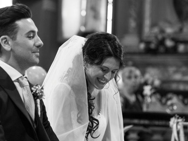Il matrimonio di Matteo e Elena a Trino, Vercelli 33