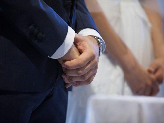 Il matrimonio di Matteo e Elena a Trino, Vercelli 34