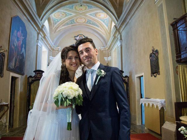 Il matrimonio di Matteo e Elena a Trino, Vercelli 35