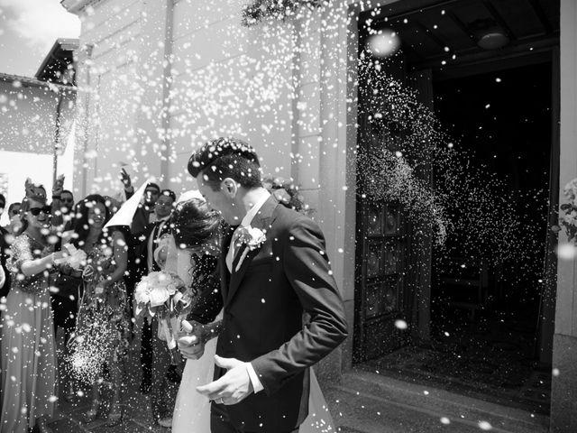 Il matrimonio di Matteo e Elena a Trino, Vercelli 37