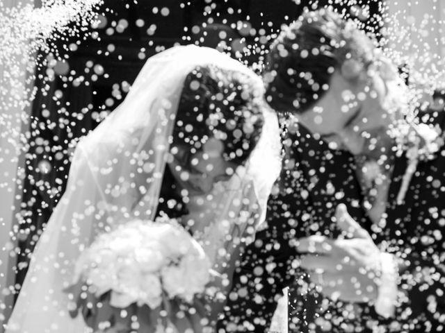 Il matrimonio di Matteo e Elena a Trino, Vercelli 38