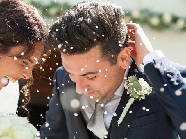Il matrimonio di Matteo e Elena a Trino, Vercelli 39