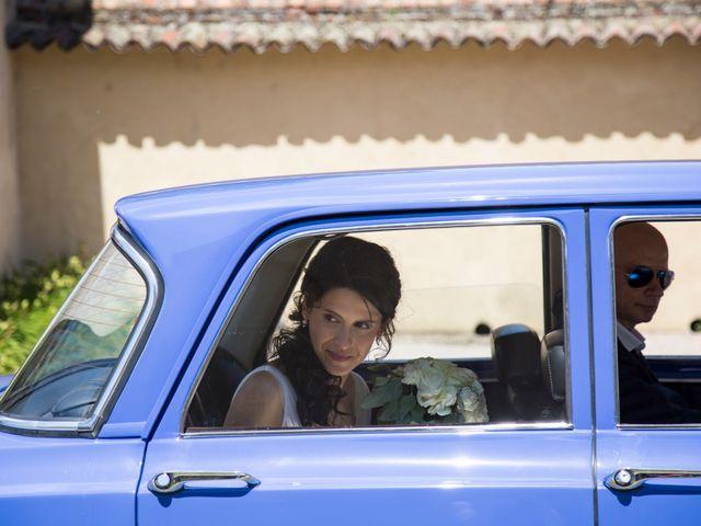 Il matrimonio di Matteo e Elena a Trino, Vercelli 43