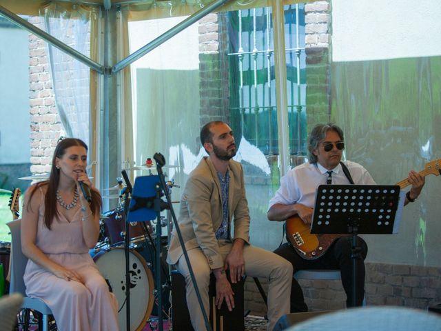 Il matrimonio di Matteo e Elena a Trino, Vercelli 46