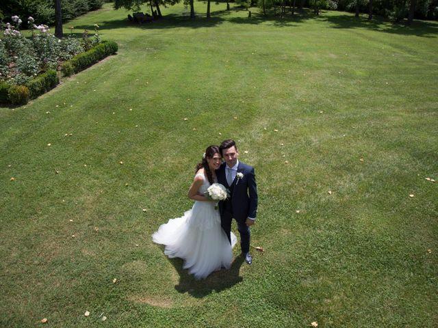 Il matrimonio di Matteo e Elena a Trino, Vercelli 62