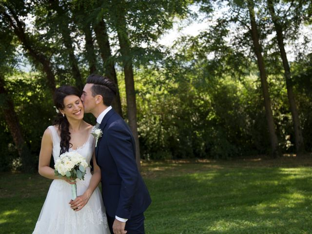 Il matrimonio di Matteo e Elena a Trino, Vercelli 66