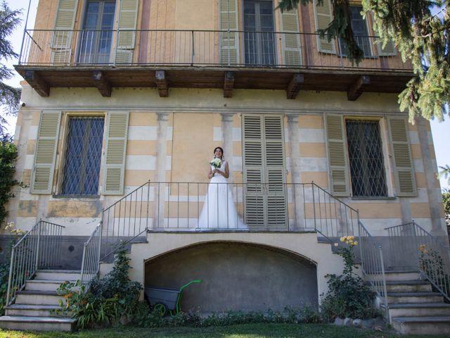 Il matrimonio di Matteo e Elena a Trino, Vercelli 68