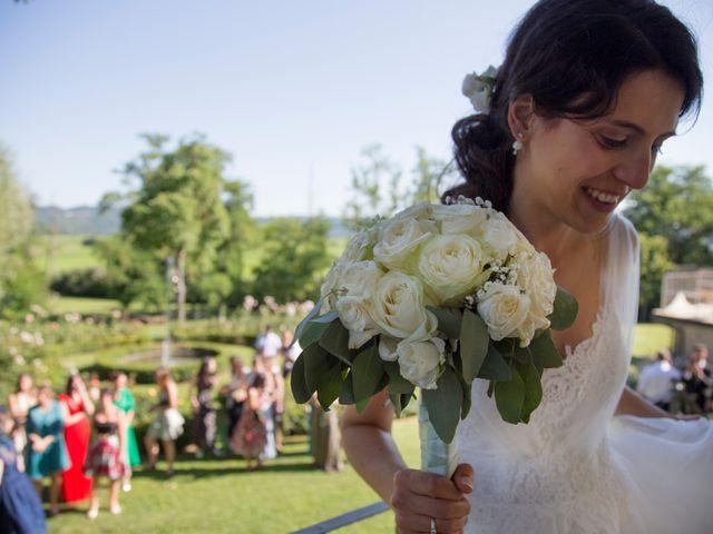 Il matrimonio di Matteo e Elena a Trino, Vercelli 69