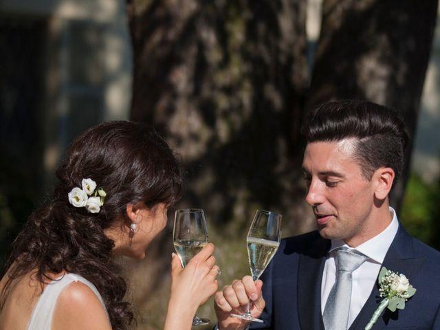 Il matrimonio di Matteo e Elena a Trino, Vercelli 72