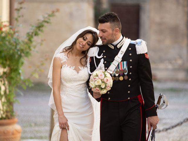 Le nozze di Cristina e Antimo