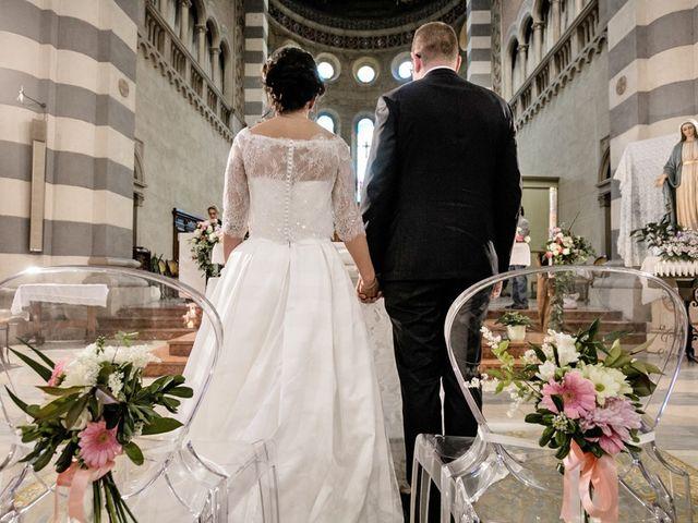 Il matrimonio di Andrea e Anna a Piacenza, Piacenza 34