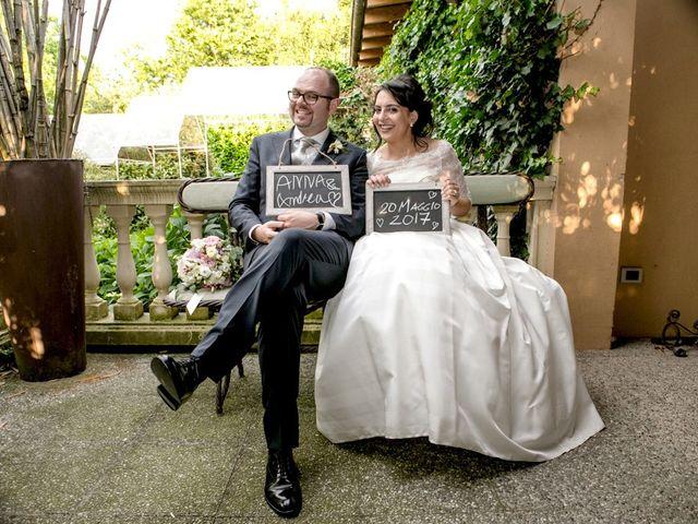 Il matrimonio di Andrea e Anna a Piacenza, Piacenza 55