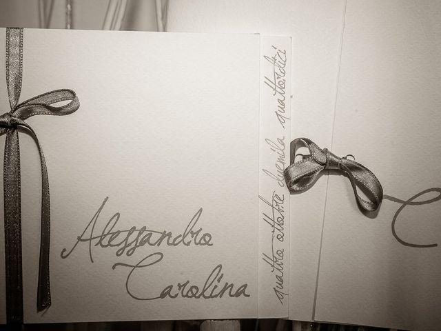 Il matrimonio di Alessandro e Carolina a Besozzo, Varese 2