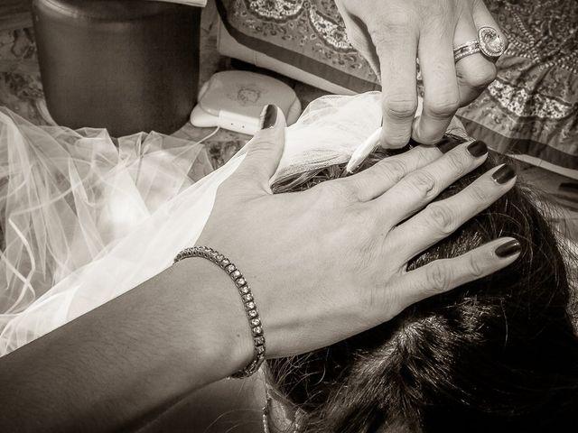 Il matrimonio di Alessandro e Carolina a Besozzo, Varese 15