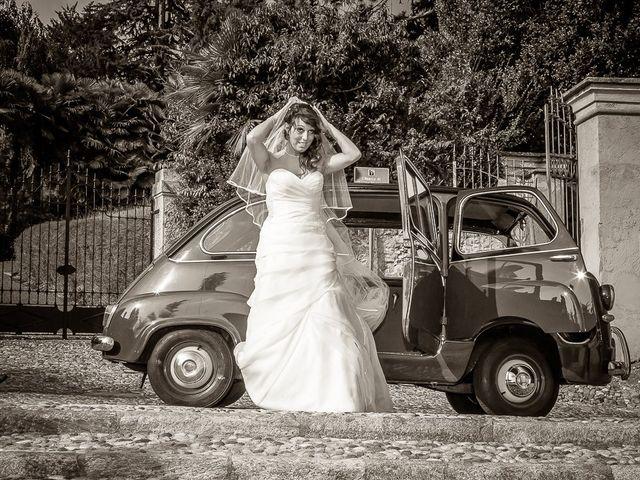 Il matrimonio di Alessandro e Carolina a Besozzo, Varese 17