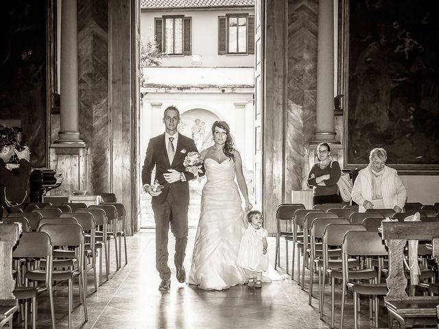 Il matrimonio di Alessandro e Carolina a Besozzo, Varese 21
