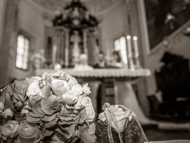 Il matrimonio di Alessandro e Carolina a Besozzo, Varese 27