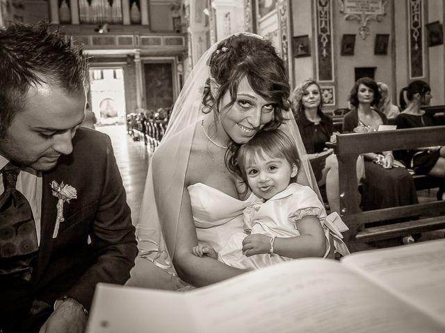 Il matrimonio di Alessandro e Carolina a Besozzo, Varese 28