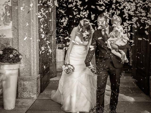 Il matrimonio di Alessandro e Carolina a Besozzo, Varese 31