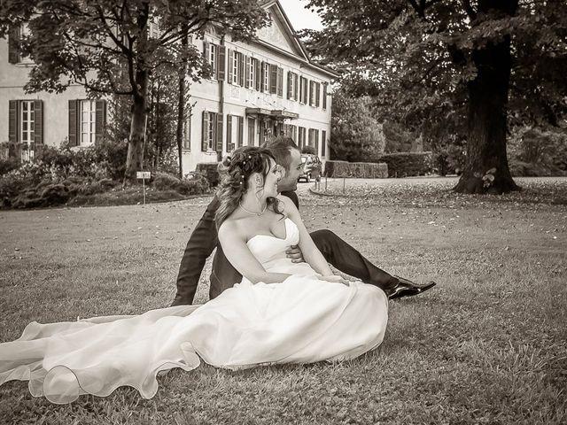 Il matrimonio di Alessandro e Carolina a Besozzo, Varese 36
