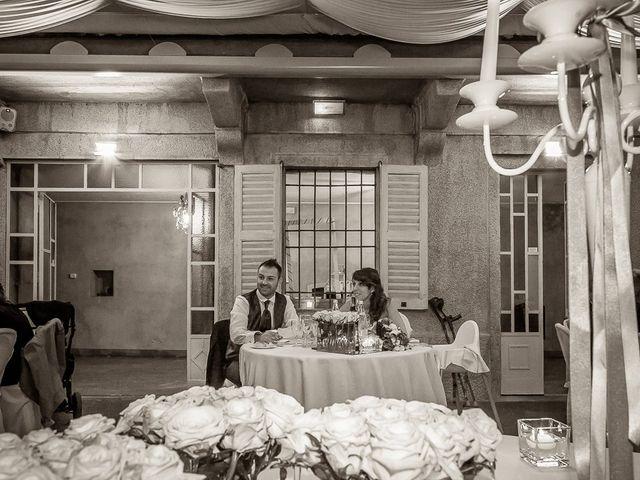 Il matrimonio di Alessandro e Carolina a Besozzo, Varese 38