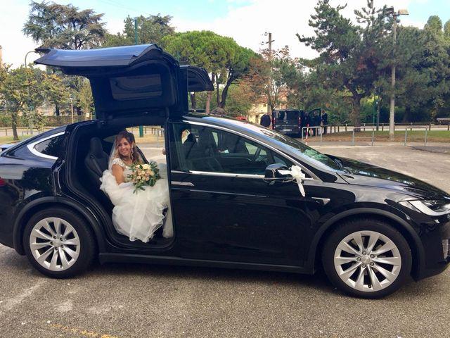 Il matrimonio di Manuel e Araya a Cappella Maggiore, Treviso 5