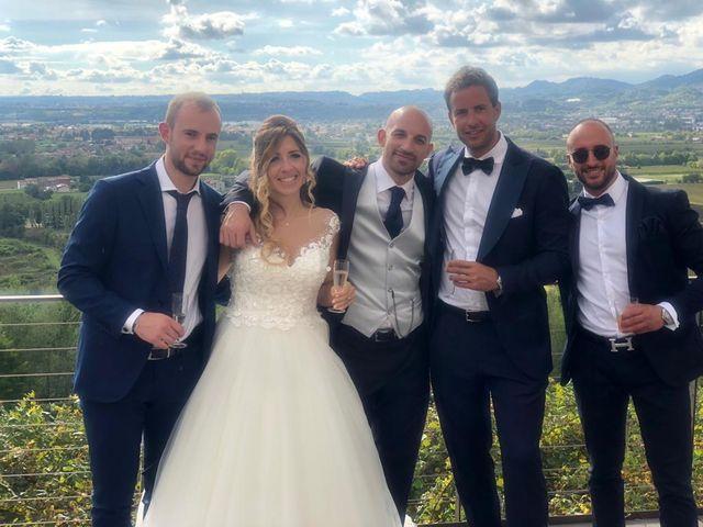 Il matrimonio di Manuel e Araya a Cappella Maggiore, Treviso 28