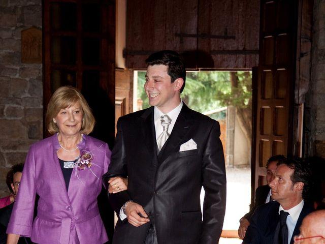 Il matrimonio di Ilaria e Manuel a Pontassieve, Firenze 9