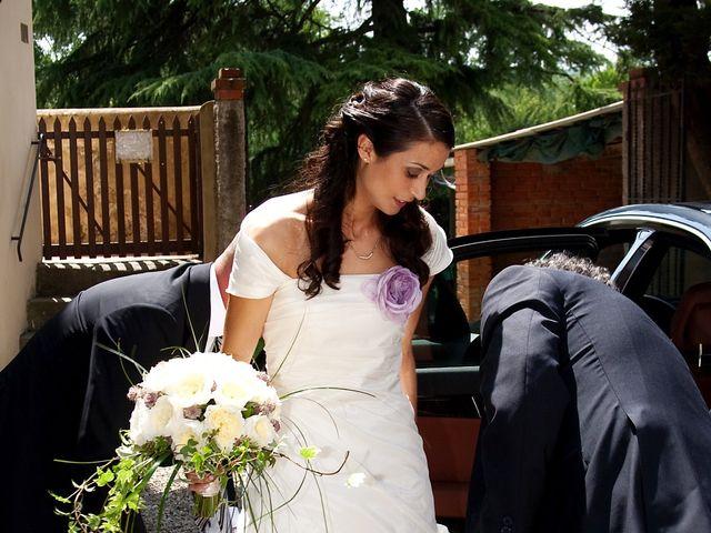 Il matrimonio di Ilaria e Manuel a Pontassieve, Firenze 11