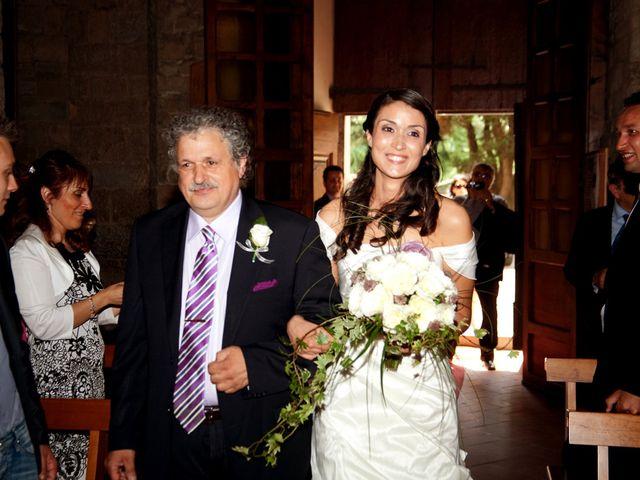 Il matrimonio di Ilaria e Manuel a Pontassieve, Firenze 12