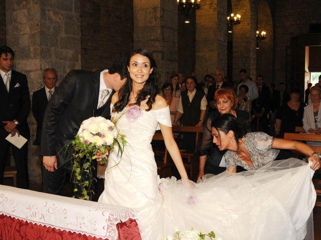 Il matrimonio di Ilaria e Manuel a Pontassieve, Firenze 15