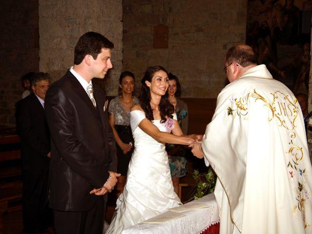 Il matrimonio di Ilaria e Manuel a Pontassieve, Firenze 17
