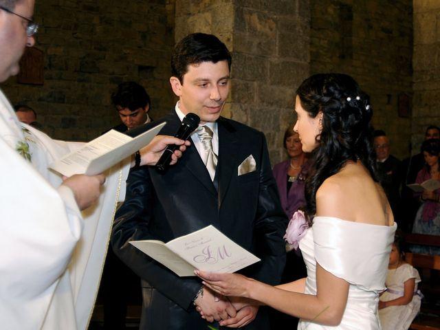 Il matrimonio di Ilaria e Manuel a Pontassieve, Firenze 24