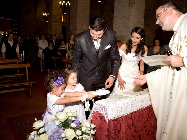 Il matrimonio di Ilaria e Manuel a Pontassieve, Firenze 25