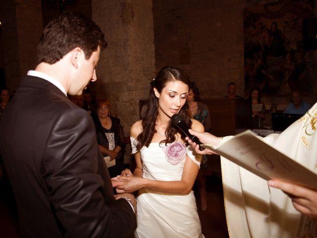 Il matrimonio di Ilaria e Manuel a Pontassieve, Firenze 28