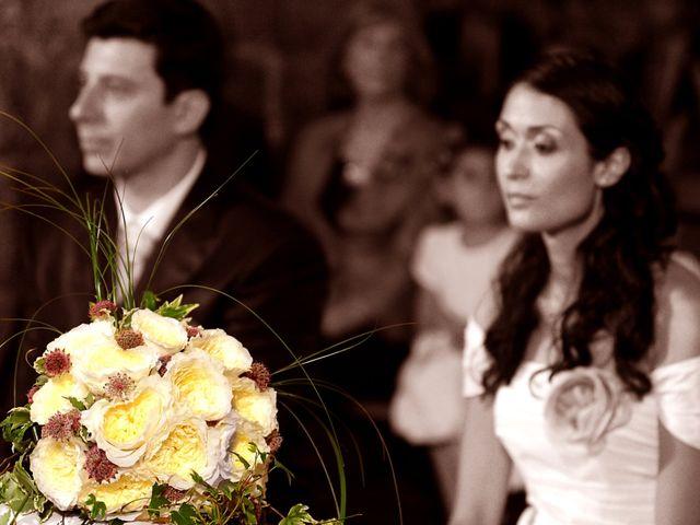 Il matrimonio di Ilaria e Manuel a Pontassieve, Firenze 33