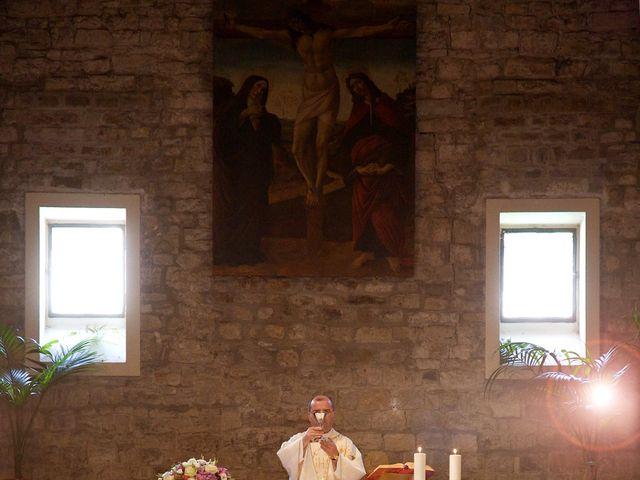 Il matrimonio di Ilaria e Manuel a Pontassieve, Firenze 34