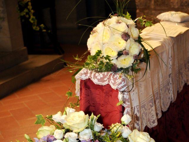 Il matrimonio di Ilaria e Manuel a Pontassieve, Firenze 37