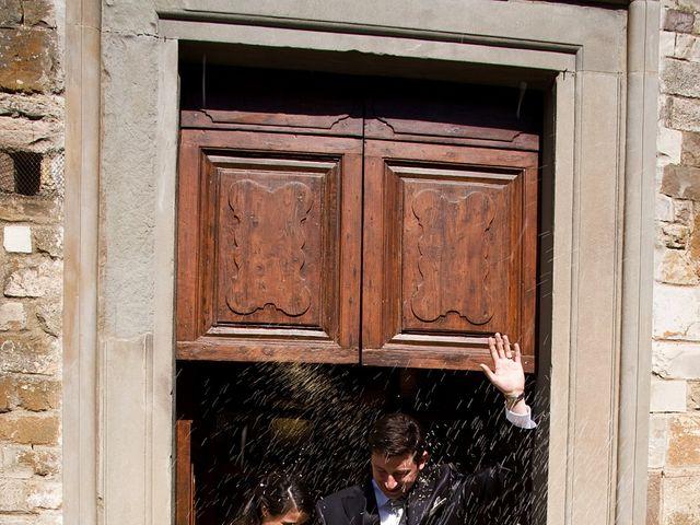 Il matrimonio di Ilaria e Manuel a Pontassieve, Firenze 50