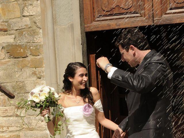 Il matrimonio di Ilaria e Manuel a Pontassieve, Firenze 51
