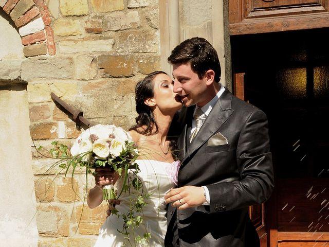 Il matrimonio di Ilaria e Manuel a Pontassieve, Firenze 52