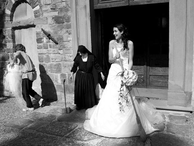 Il matrimonio di Ilaria e Manuel a Pontassieve, Firenze 54